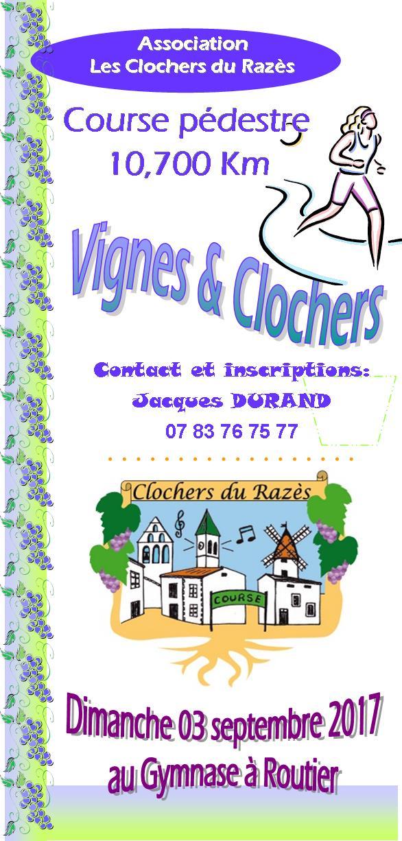 Vignes et Clochers